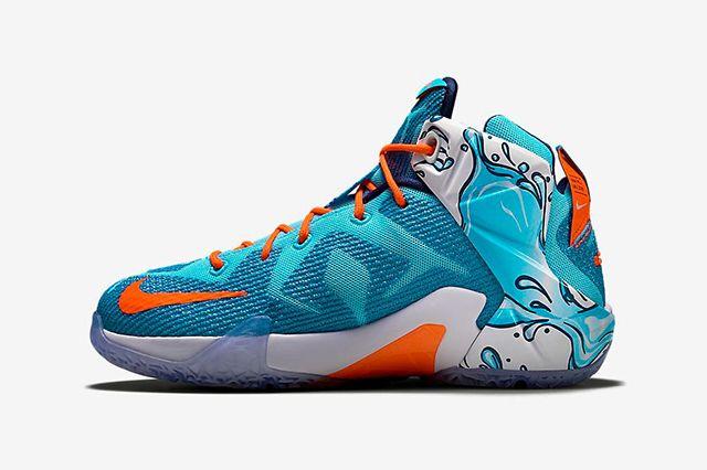 Nike Lebron 12 Gs Buckets 3