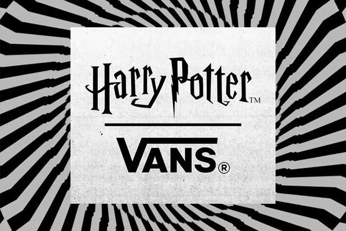Harry Potter Vans Collaboration Teaser Hero