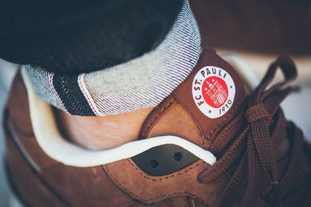 Fc St Pauli Hummel Marathona Sneaker 4