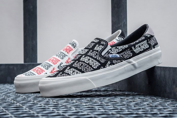 Vans Og Checkerboard Slip On 3 Pair