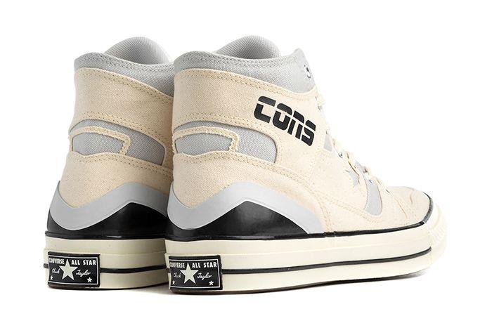 Converse Chuck 70 E260 Hi Natural Ivory 166463C 102 Release Date Heel