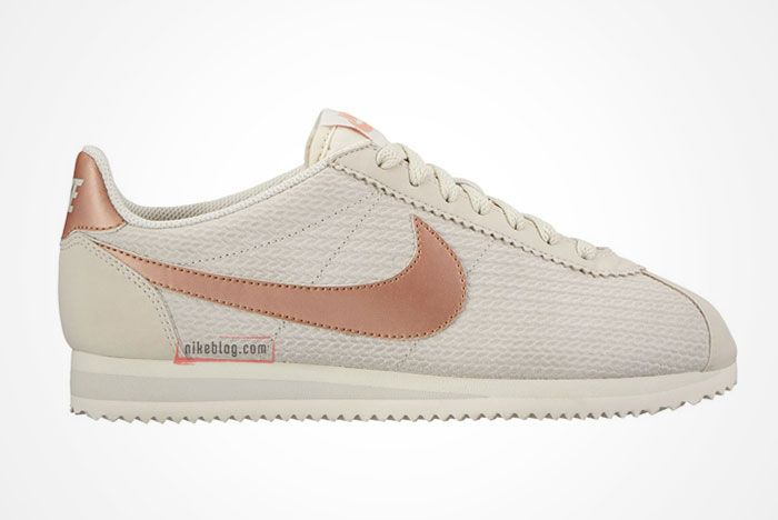 Nike Cortez Leather Luxe Feature