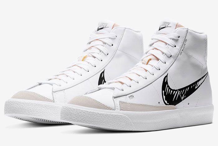 Nike Blazer Sketch Pack Toe