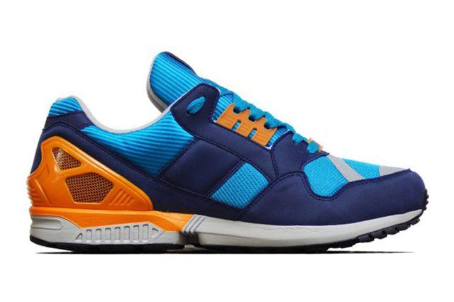 Adidas Zx 9000 Turquoise Orange