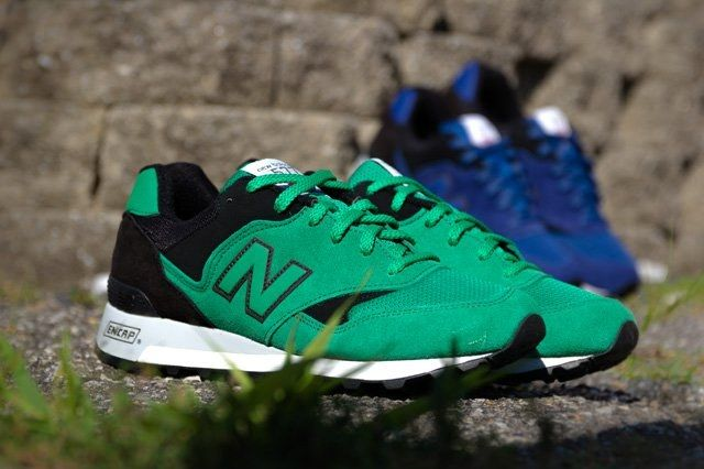 New Balance 557 Made In Uk Double Release 2