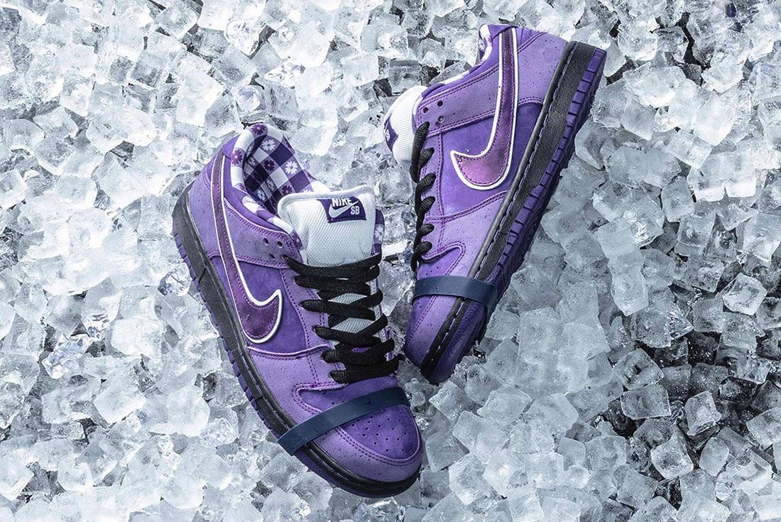 Concepts Purple Lobster Nike Sb Dunk Hero