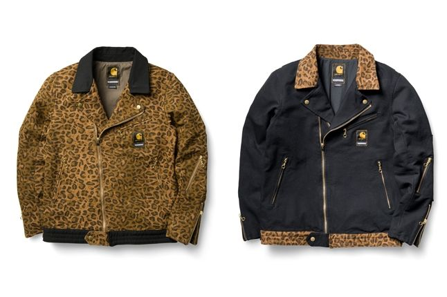 Neighbourhood Carhartt Wip 2014 Capsule Collection Product Shots 1