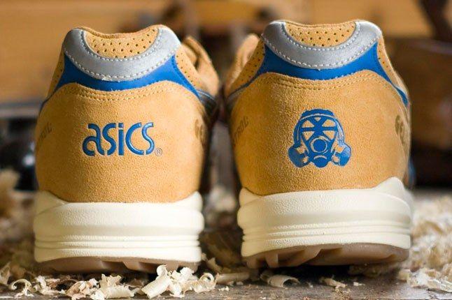 Asics Foot Patrol 1