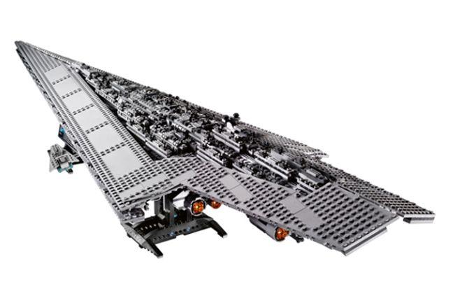 Lego Star Destroyer 1