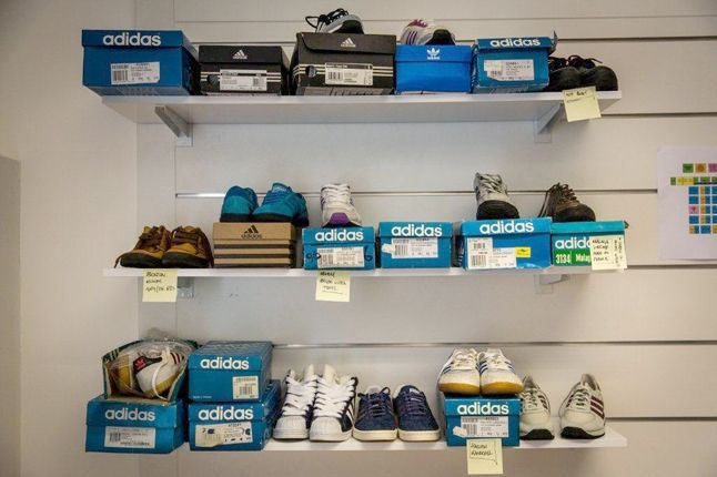 Adidas Spezial Boxes