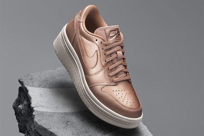 Air Jordan 1 Elevated Rose Gold