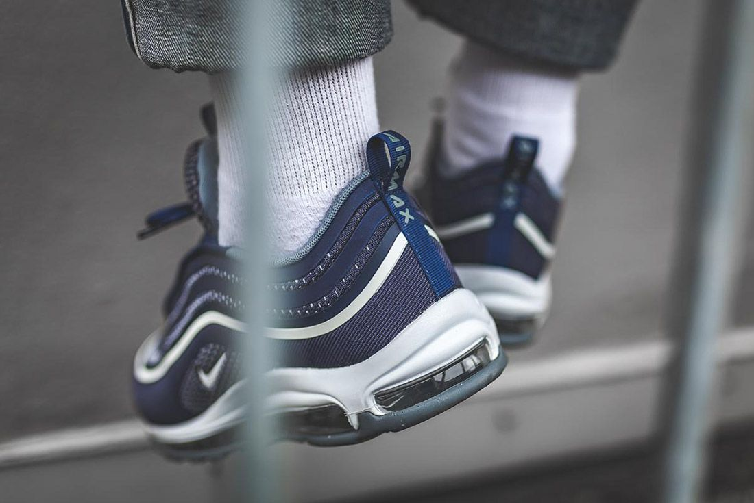 Nike Air Max 97 Ultra Midnight Navy Blue 2