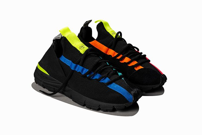 Interceptor Borealis Clearwater Mtn Vibram Collection