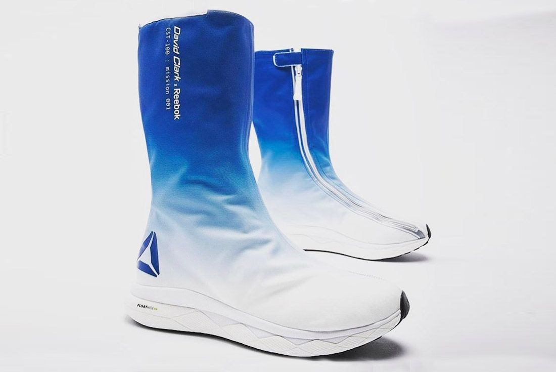 Material Matters Sneakers Of The Space Race Reebok 1