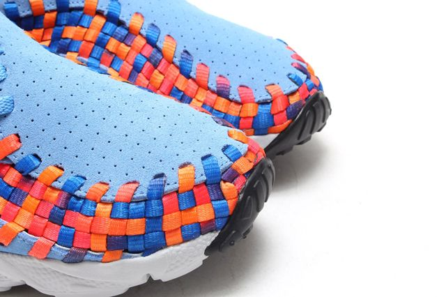 Footscape Woven Chukka Motion Toebox