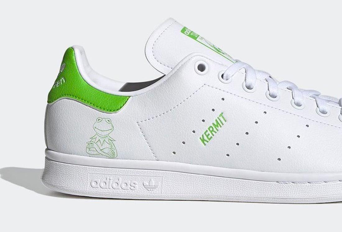 Kermit the Frog x adidas Stan Smith
