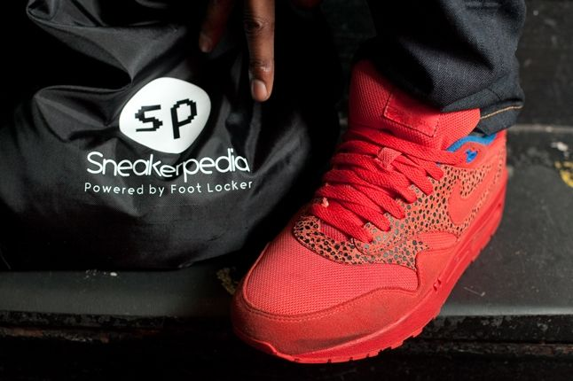 Sneakerpedia Launch 18 2