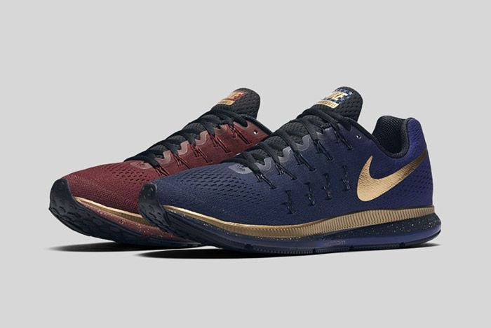 Nike Air Zoom Pegasus 33 Le Multicolour 1