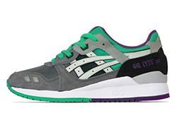Asics Gel Lyte Iii Green Purple Thumb