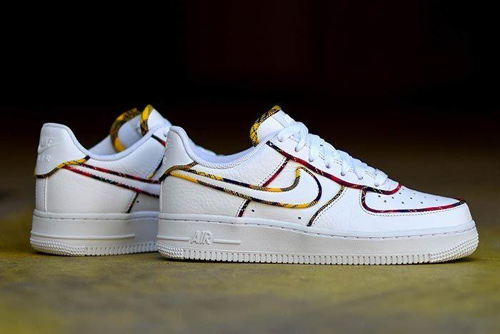Nike Air Force 1 Tartan Release 3