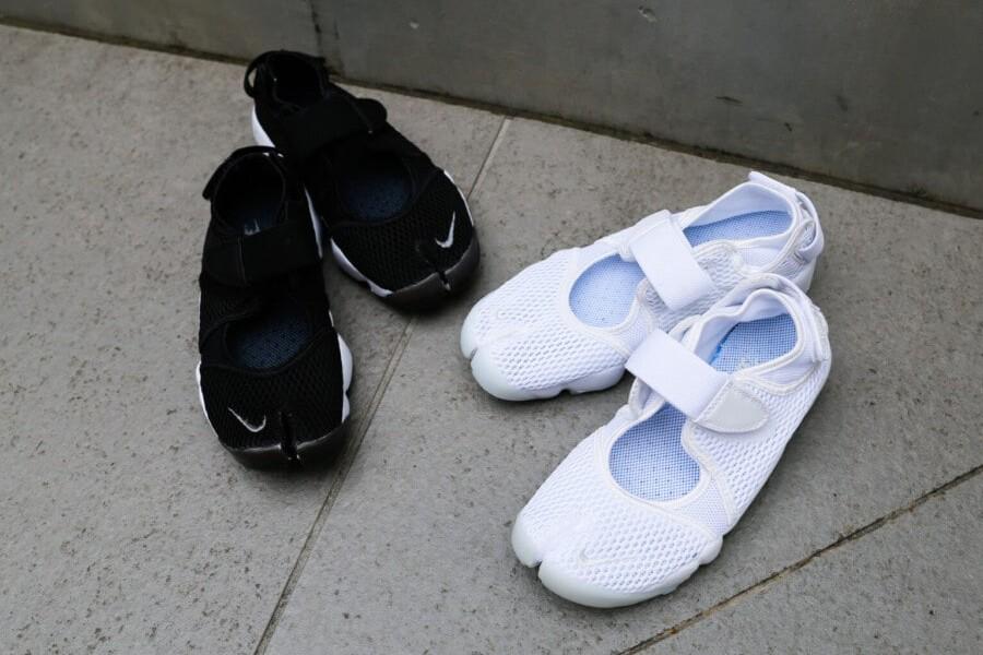 Nike Air Rift Black White
