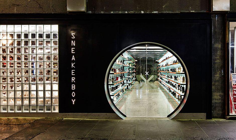 Sneakerboy Melbourne