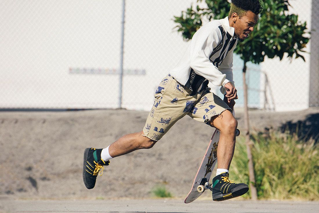 Na Kel Smith Adidas Skateboarding Rivalry Hi Official Shot6