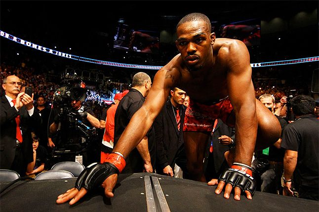 Nike Signs Ufc Champion Jon Jones 7 1