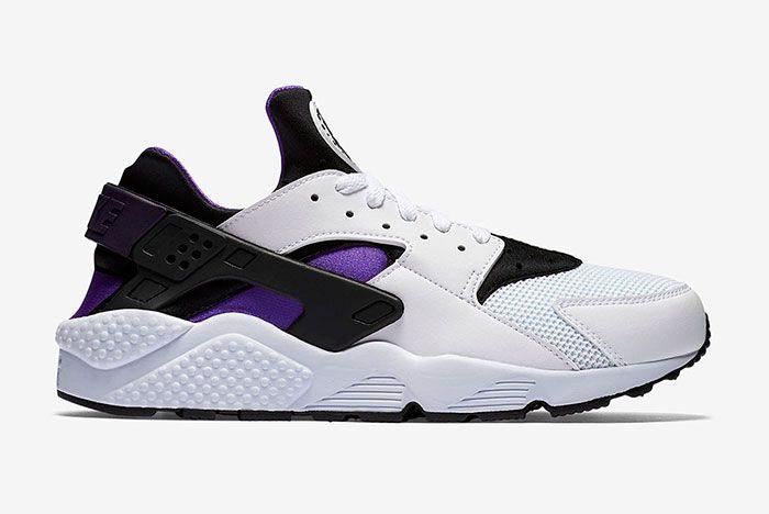 Nike Air Huarache Purple Punch 2