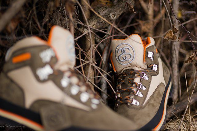 Stussy Timberland Euro Hiker Pack Bump 11