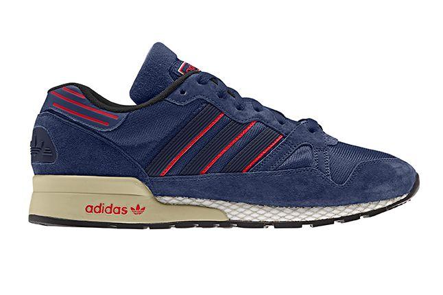 Adidas Originals Zx 710 New Navy Profile