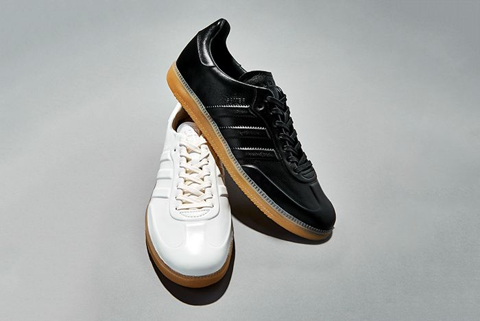 Barneys New York Adidas Samba 4
