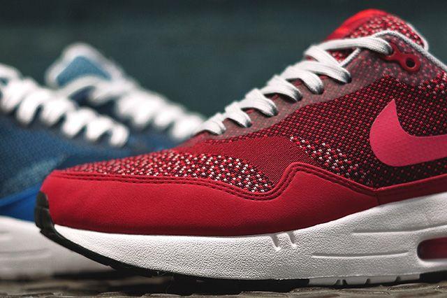 Nike Air Max 1 Jacquard Gym Red 2