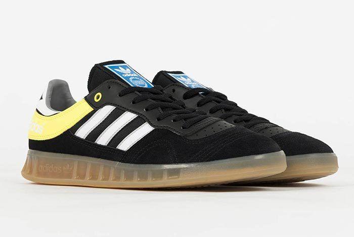 Adidas Handball Top Black 1