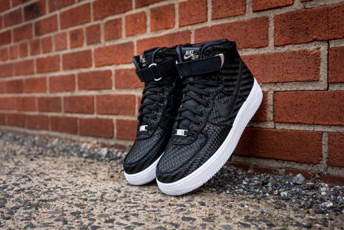 Nike Af1 Black 4
