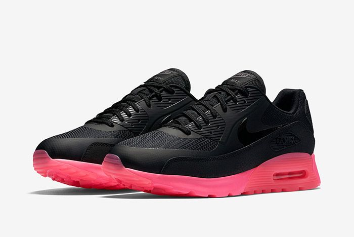Nike Air Max 90 Ultra Digital Pink Black 6