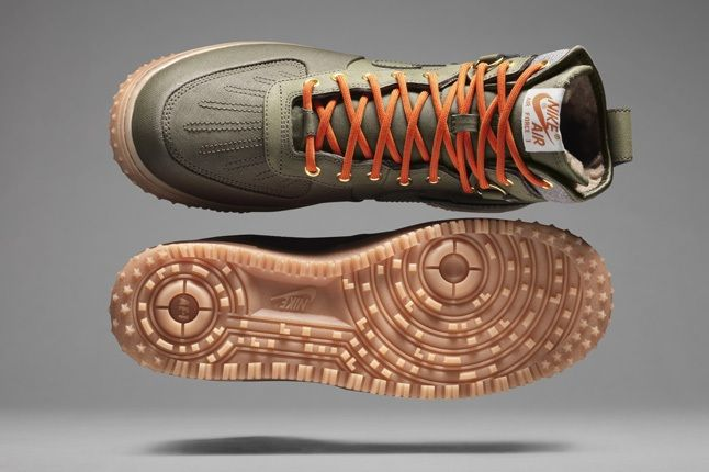 Nike Snearboots 2013 Af1 Duckboot 3
