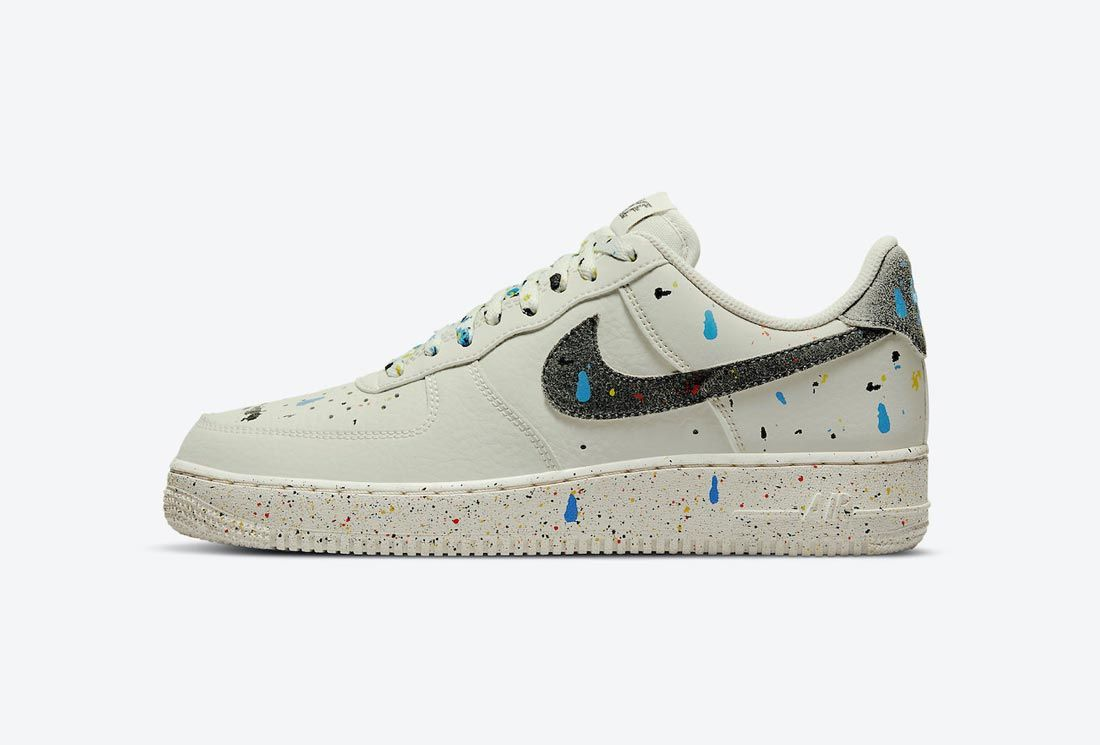 Nike Air Force 1 'Paint Splatter'