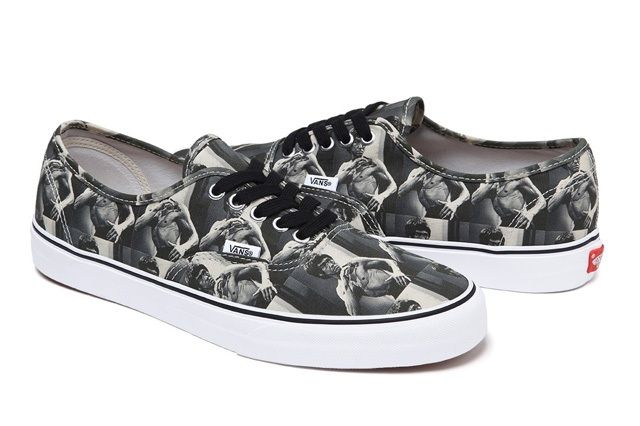 Supreme Bruce Lee Vans Fw13 Footwear Collection 3