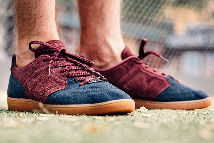 Sneakersnstuff X New Balance Epic Tr Blueberry1