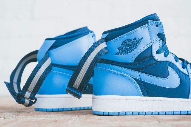 Air Jordan 1 High Strap French Blue Uni Blue 5