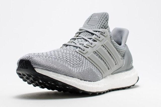 Adidas Ultra Boost Silver 4