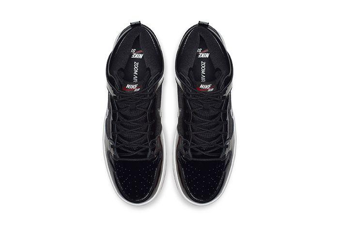 Nike Sb Dunk High Bred 3