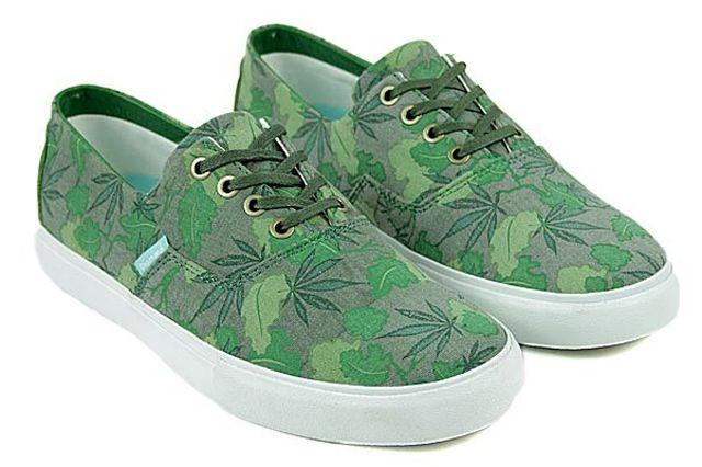 Raddest Weed Sneakers 6