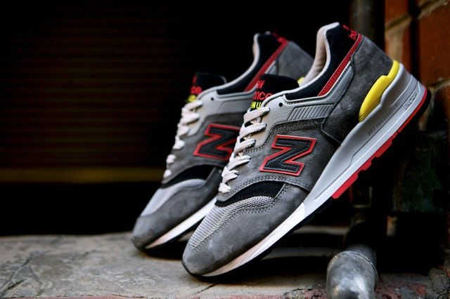 New Balance 997 Made Usa Dark Grey 2