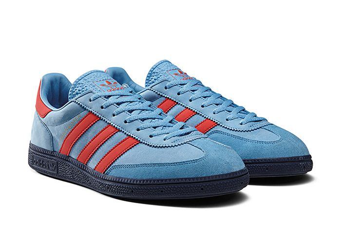 Adidas Spezial Gt Manchester Blue Red 1