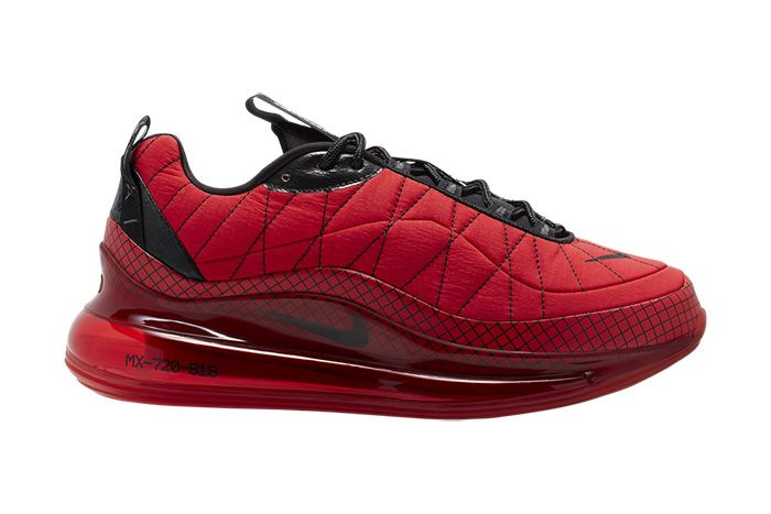 Nike Mx 720 818 Red Ci3871 600 Release Date Lateral