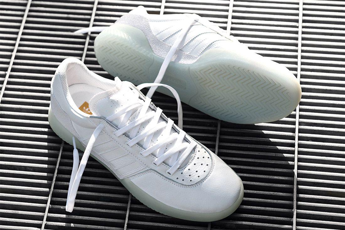 Adidas Skateboarding City Cup Running White Sneaker Freaker 2