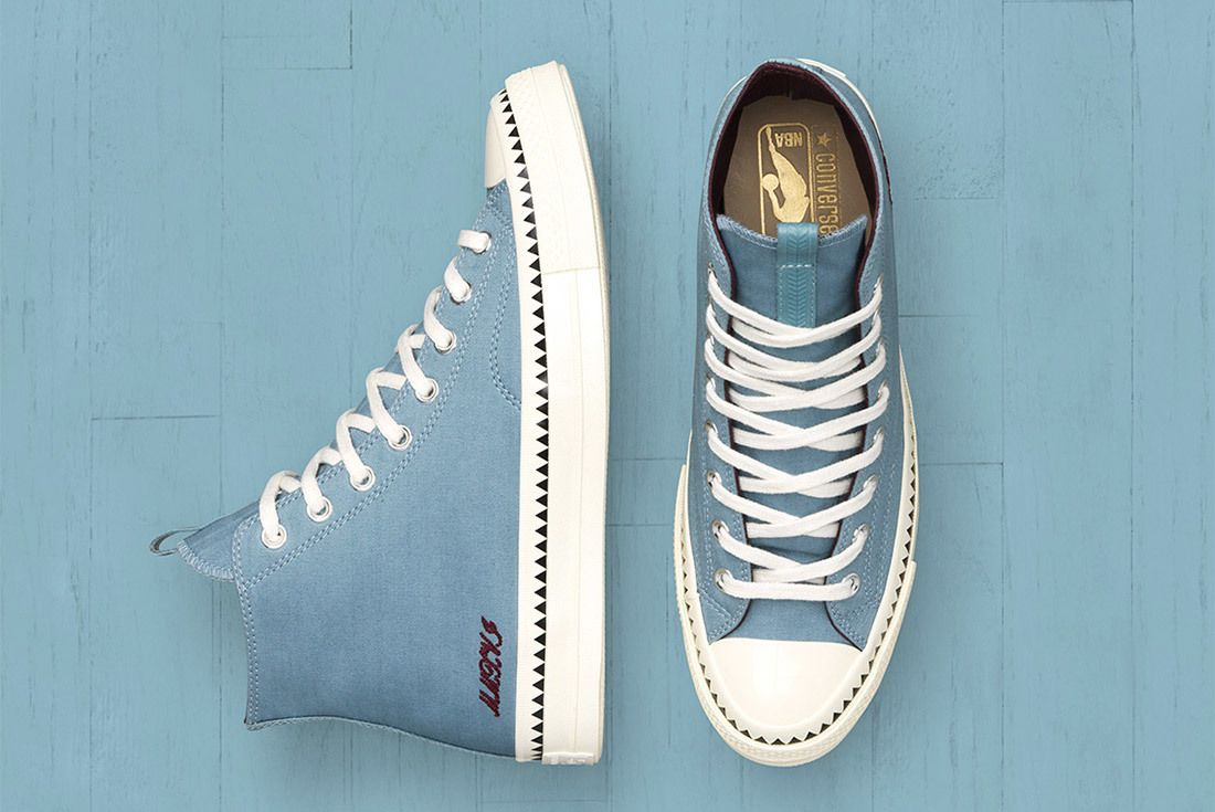 Converse Nba Discovered Edition Chuck Taylor Cleveland Cavaliers