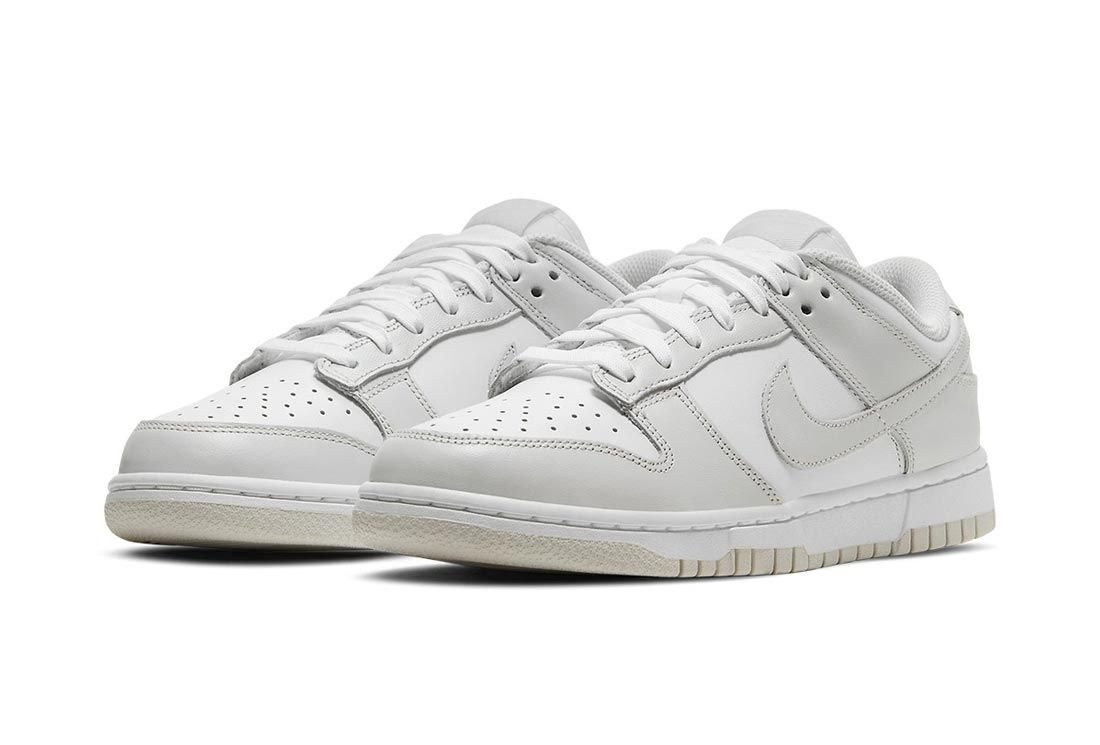 Nike Dunk Low White/Photon Dust